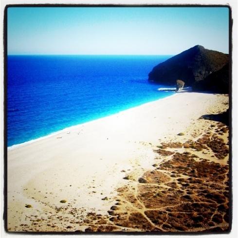 Parque Natural Cabo de Gata Playas Almería