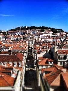 Lisboa panorámica